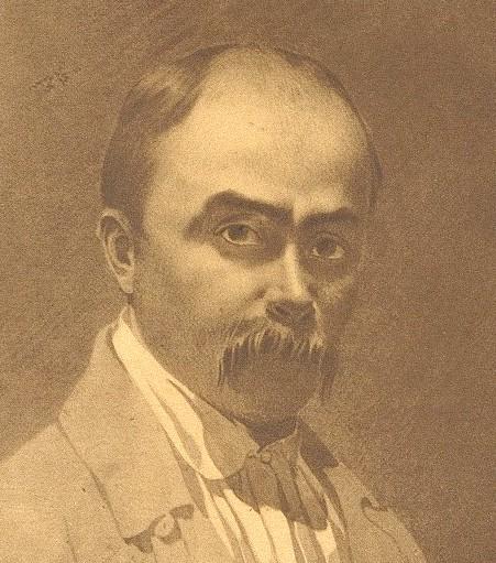 The Great Ukrainian artist and poet Taras Shevchenko